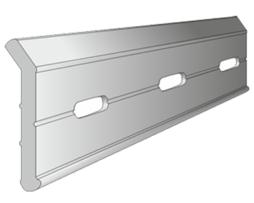 Алюминиевый краевой профиль (AE-Profile)