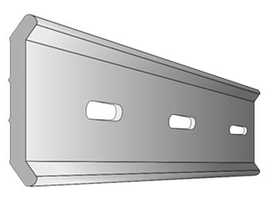 Алюминиевый прижимной профиль (AC-Profile)
